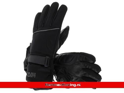 MKX Pro Poliamid Handschoenen Winter Zwart XXL