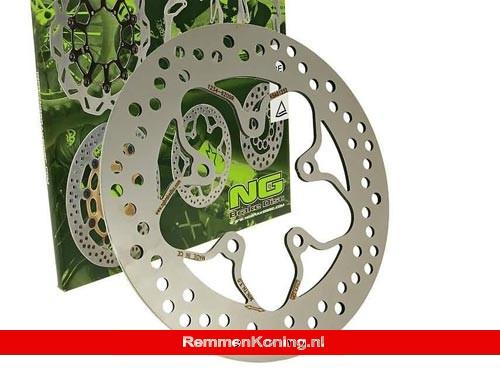 NG Remschijf Type 1234
