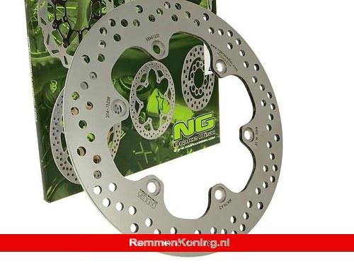 NG Remschijf Type 204