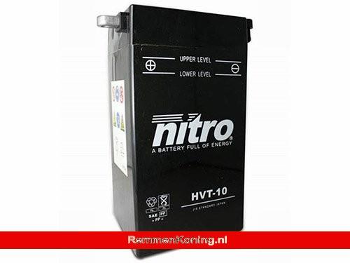 Nitro Accu HVT 10