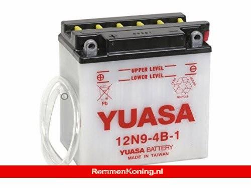Yuasa Accu 12N9-4B-1