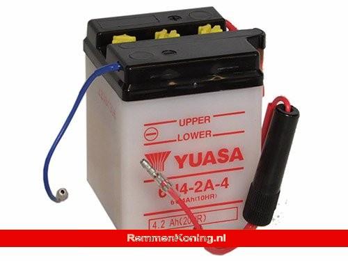 Yuasa Accu 6N4-2A-4