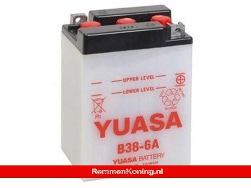 Yuasa Accu B38-6A